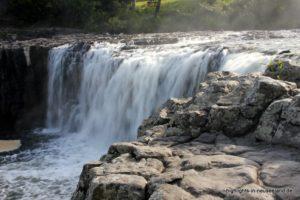 Haruru Wasserfälle