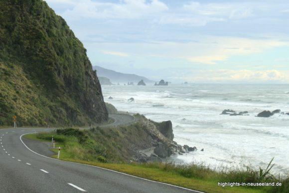 Westküste der Südinsel