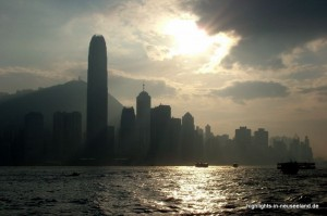 Hongkong: Zwischenstopp-Destination